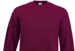 fruit of the loom clasic sweatshirt