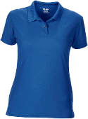 ladies fotl 65/35 polo