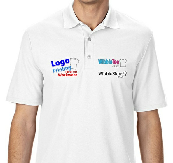 Sublimation Printed polo