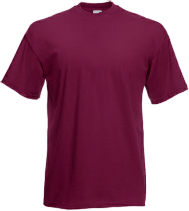 fruit of the loom valueweight t shirt