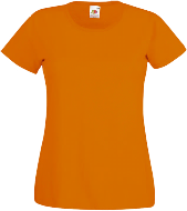 Fruit of the loom ladies valueweight t shirt